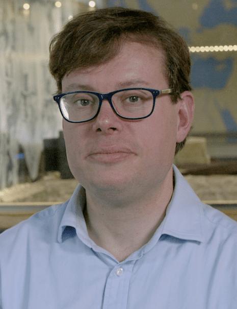 Dr. Matthew Nicholls